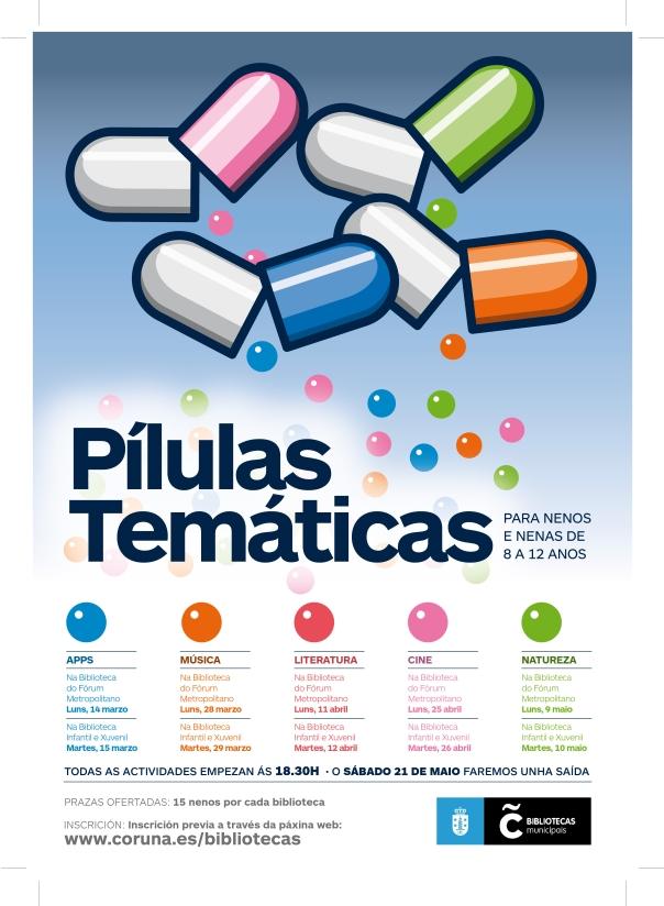 programa pilulas tematicas para nenos de 8 a 12 anos